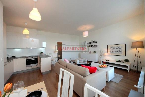 Nový byt 4+kk o ploše 92,5 m² + 26,1 m² terasa +4,2 m² balkon.