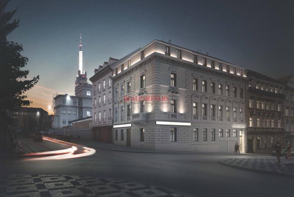 Krásný byt 3+kk o ploše 69,5 m² + 1,8 m² balkon ve žadané lokalitě Prahy 3 - Žižkov/Vinohrady.