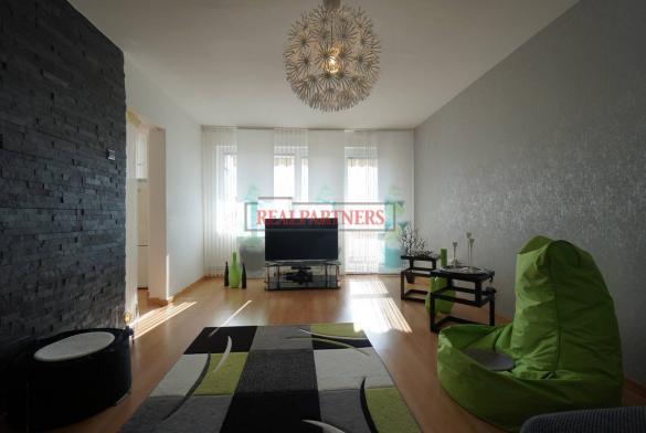 Prodej pěkného 3+1/L o ploše 70 m² + 4 m² lodžie s vlastní garáží.