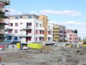 Nový byt 3+kk o ploše 86,2 m² + 7 m² balkon + 3,1 m² balkon.
