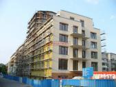 Mezonetový byt 5+kk o ploše 175,9  m² + tři terasy o celkové ploše 157,2  m², Praha - Podbaba