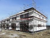 Řadový cihlový rodinný dům, krajní J 4+kk o ploše 135,5 m² + garáž na pozemku 347,3 m².