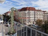 Mezonetový nebytový prostor před rekonstrukci 3+kk o ploše 149,9 m²+12,3 m² terasa.
