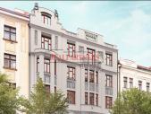 Mezonetový byt 4+kk o ploše 139,4 m²+3,5 m² balkon+14,9 m² terasa v lukrativní části Prahy 7-Bubeneč.