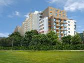 Nový 4+kk o ploše 136,91 m² + terasa 17,6 m² + balkon 4,1 m² s JVZ orientací a kolaudací léto 2018.