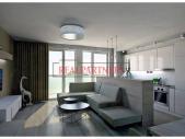 Nový 2+kk o ploše 63,56 m² + balkon 9,52 m² se Z orientací a kolaudací léto 2018.