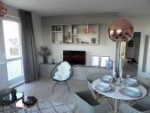 Nový byt 1+kk o ploše 42,8 m² + 4,1 m² balkon ve výstavbě.
