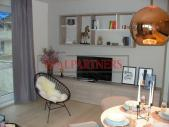 Nový byt 2+kk o ploše 54,3 m² + 30,2 m² terasa ve výstavbě.