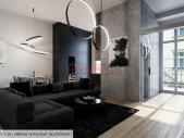 Zrekonstruovaný byt 3+kk o ploše 88,3 m² + 7,5 m² pavlač na Praze 1 - Nové město.