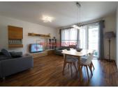 Novostavba 4+kk o ploše 108,3 m² + 7,6 m² balkón + garážové stání + sklep.